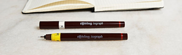Rotring Isograph Pen-The Pen Boutique