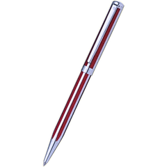 Sheaffer Intensity Ballpoint Pen - Red Stripe-Pen Boutique Ltd