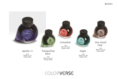 Colorverse Bottled Ink - Apollo 11 50th Anniversary Set (Limited Edition)-Pen Boutique Ltd