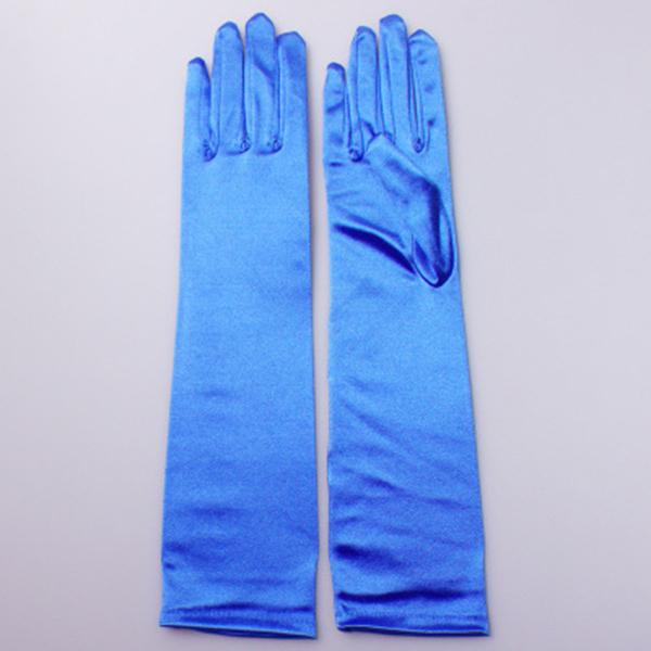 3ded957b68728 ... Load image into Gallery viewer, Elegant Stain Bridal Wedding Gloves
