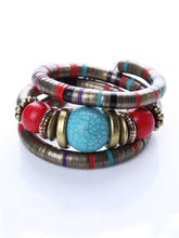 Load image into Gallery viewer, Bohemia Folk Style Beaded Bracelet