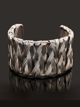 Load image into Gallery viewer, Metal Wire Weave Bracelet