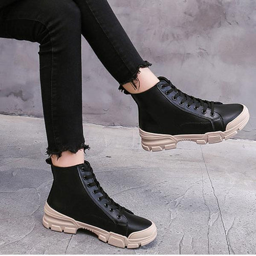 Fashion Middle Heel Height Women's Boots