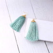 Load image into Gallery viewer, Bohemian Ethnic Style Tassels Earrings