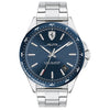 Ferrari Pilota Blue Dial Men's Watch - 830527