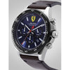 Ferrari Pilota Blue Dial Men's Watch - 830435