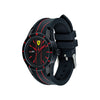 Ferrari Redrev Black Dial Unisex Watch - 830479