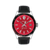 Ferrari Pilota Red Dial Men's Watch