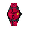 Ferrari Redrev Red Dial Men's Watch - 830617