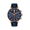 Ferrari Pilota Blue Dial Men's Watch - 830621