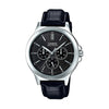 Casio Enticer Analog Black Dial Men's Watch - MTP-V300L-1AUDF