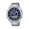 Casio Enticer Men's Analog - Digital Blue Dial Men's Watch