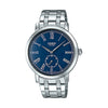 Casio Enticer Analog Blue Dial Men's Watch - MTP-E150D-2BVDF
