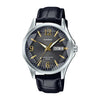 Casio Enticer Black & Golden Dial Men's Watch - A1559