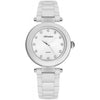 Adriatica White Dial Women's Watch