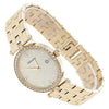 Adriatica Gold Dial Women's Watch - A3695.1141QZ