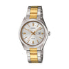 Casio Enticer Analog Silver Dial Women's Watch - LTP-1302SG-7AVDF