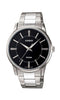 Casio Enticer Analog Black Dial Men's Watch - MTP-1303D-1AVDF