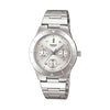 Casio Enticer Analog Silver Dial Women's Watch - LTP-2083D-7AVDF