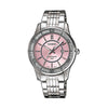 Casio Enticer Analog Pink Dial Women's Watch - LTP-1358D-4AVDF