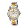 Casio Enticer Analog Silver Dial Women's Watch - LTP-1358SG-7AVDF