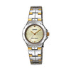 Casio Enticer Analog Silver Dial Women's Watch - LTP-1242SG-9CDF