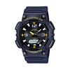 Casio Youth Series Analog - Digital Black Dial Men's Watch