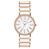 Aspen Ceramic White Dial Women's Watch - AP1631A