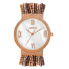 Aspen Feminine Exclusive White Dial Women's Watch - AP1707C1