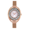 Aspen Feminine Exclusive Silver Dial Women's Watch - AP1942