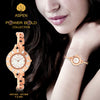 Aspen Power Bold Mother of Pearl Dial Women's Watch