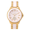 Aspen Ceramic Pink Dial Women's Watch