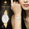 Aspen Feminine Exclusive White Dial Women's Watch