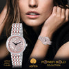 Aspen Power Bold Rose Dial Women's Watch - AP2017