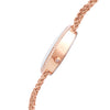 Aspen Feminine Exclusive Rose Gold Dial Women's Watch - AP2030
