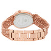 Aspen Feminine Exclusive Rose Gold Dial Women's Watch