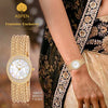 Aspen Feminine Exclusive White Dial Women's Watch - AP2031