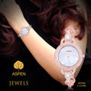 Aspen Jewels Blue Dial Women's Watch