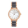 Aspen Ceramic White Dial Women's Watch - AP2066