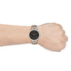 Emporio Armani Renato Black Dial Men's Watch - AR11165
