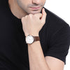 Emporio Armani Giovanni White Dial Men's Watch