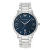 Emporio Armani Giovanni Blue Dial Men's Watch - AR11227