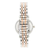 Emporio Armani Gianni T-Bar Two Tone Dial Women's Watch