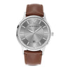 Emporio Armani Renato Grey Dial Men's Watch