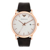 Emporio Armani Luigi White Dial Men's Watch - AR2502