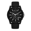 Armani Exchange Outerbanks Black Dial Unisex Watch - AX1326