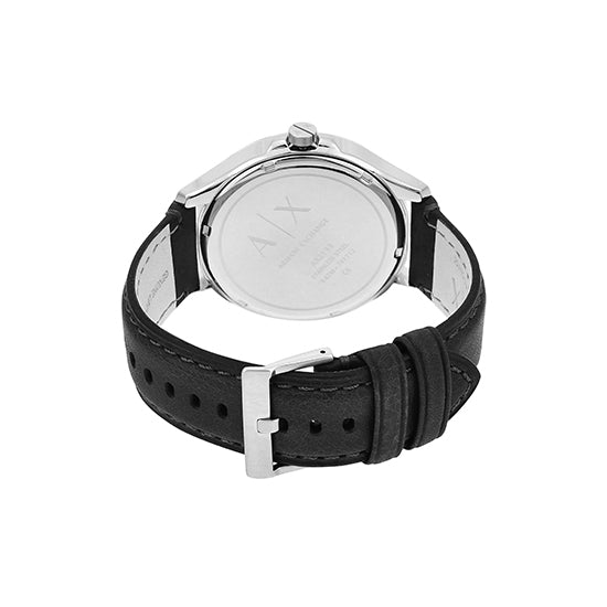 Armani Exchange Hampton Black Dial Men's Watch