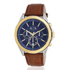 Armani Exchange Drexler Blue Dial Men's Watch - AX2612