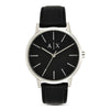 Armani Exchange Cayde Black Dial Men's Watch - AX2703