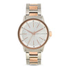 Armani Exchange Lady Banks Silver Dial Women's Watch - AX4363